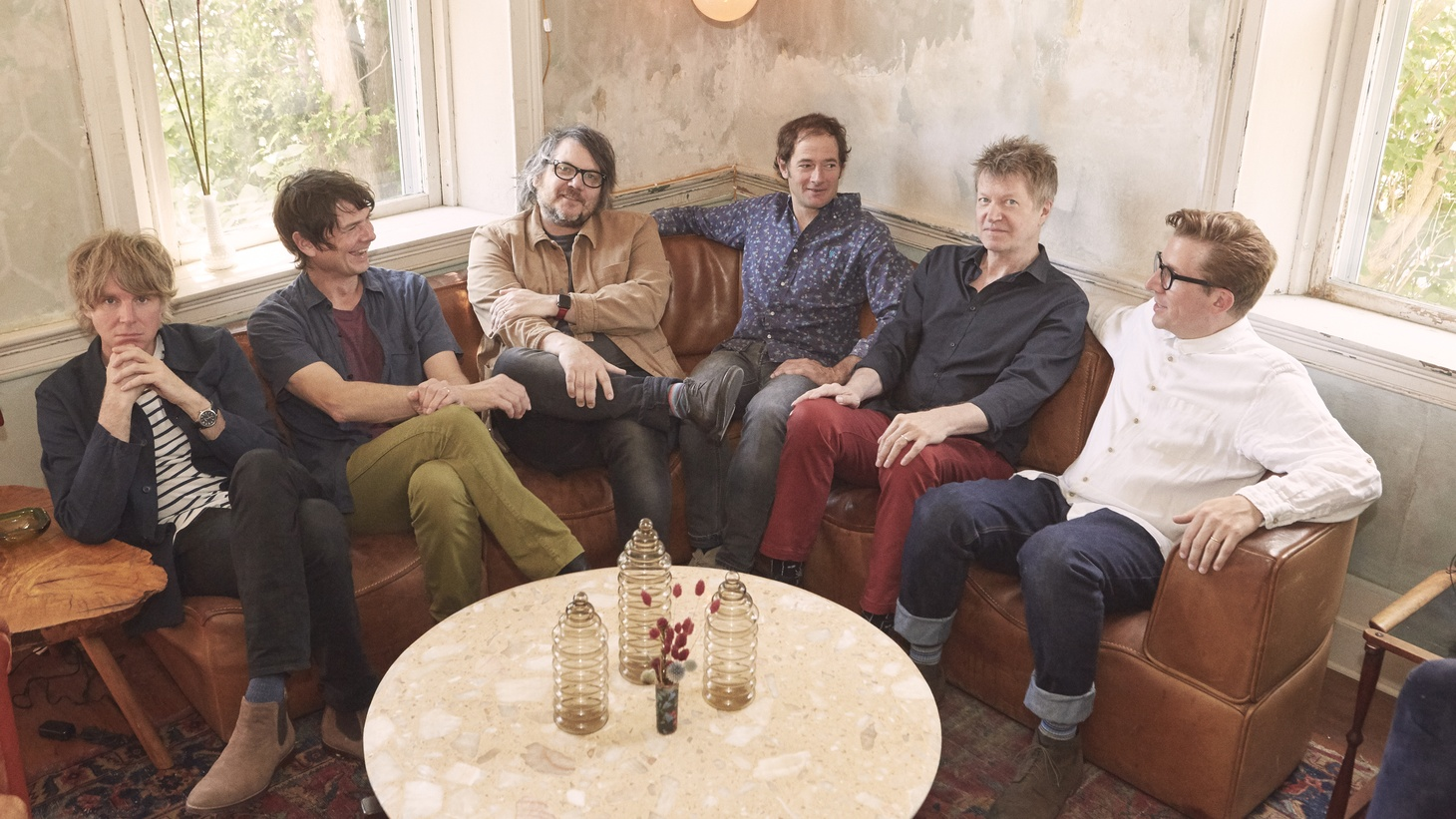 "Wilco is back with a new collection of songs titled  Ode to Joy . On ""Everyone Hides,"" the six-member band encourages you to find joy via minimal instrumentation, observant lyrics and a rhythmic marching sound."