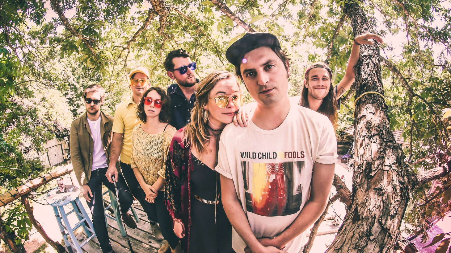 Wild Child, an Austin based band traveled far and wide to work with a bunch of producers and musicians, including former Death Cab for Cutie alumni Chris Walla.