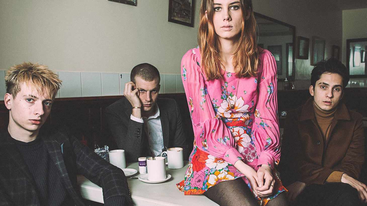 Wolf Alice has an intriguing name and a beguiling vocalist named Ellie Rowsell.