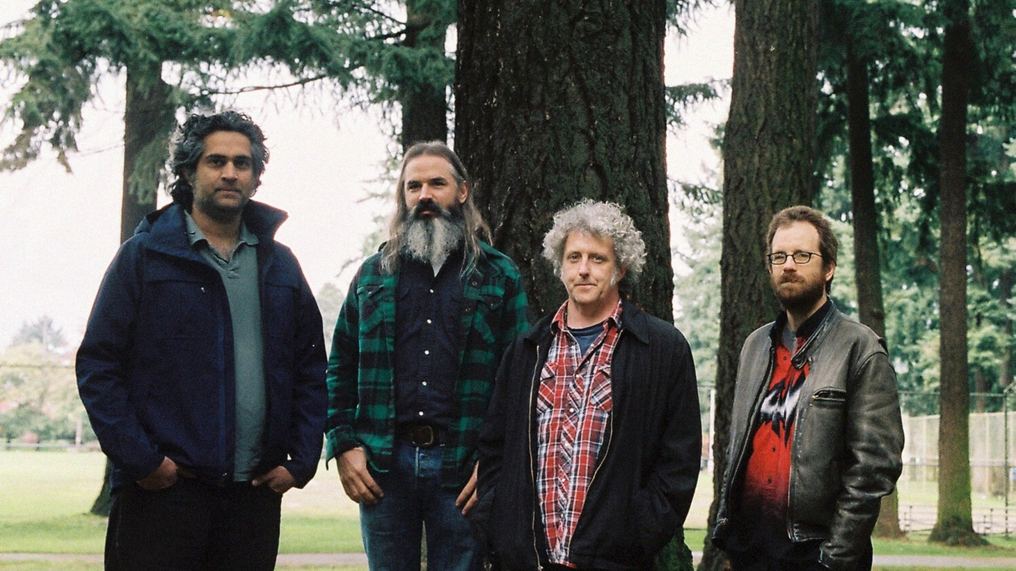 Wooden Shjips left the comforts of their San Francisco home base and anchored in Oregon to record their latest album.