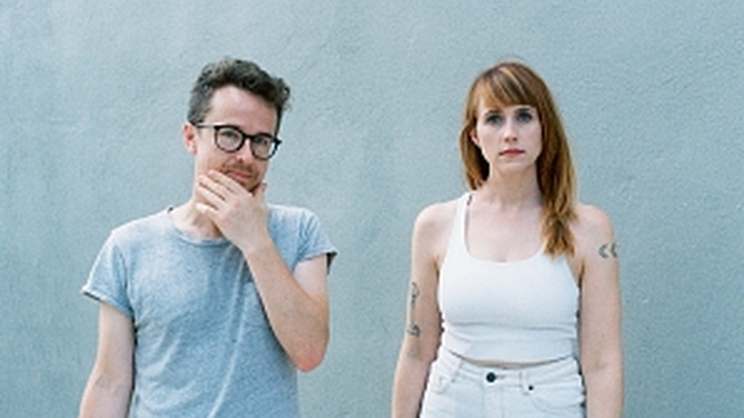 """Jenn Wasner and Andy Stack - best known for over a decade as Wye Oak - returned to the studio in 2019, following a move to Durham, NC. The duo chart a new path of resilience on """"Fortune."""""""