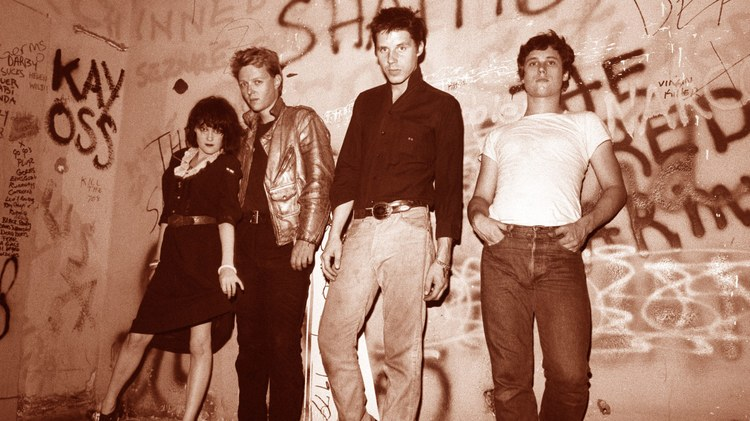 When it comes to Punk bands, X, lead the pack as one of the best bands to come out of the burgeoning LA scene in the late 70's.