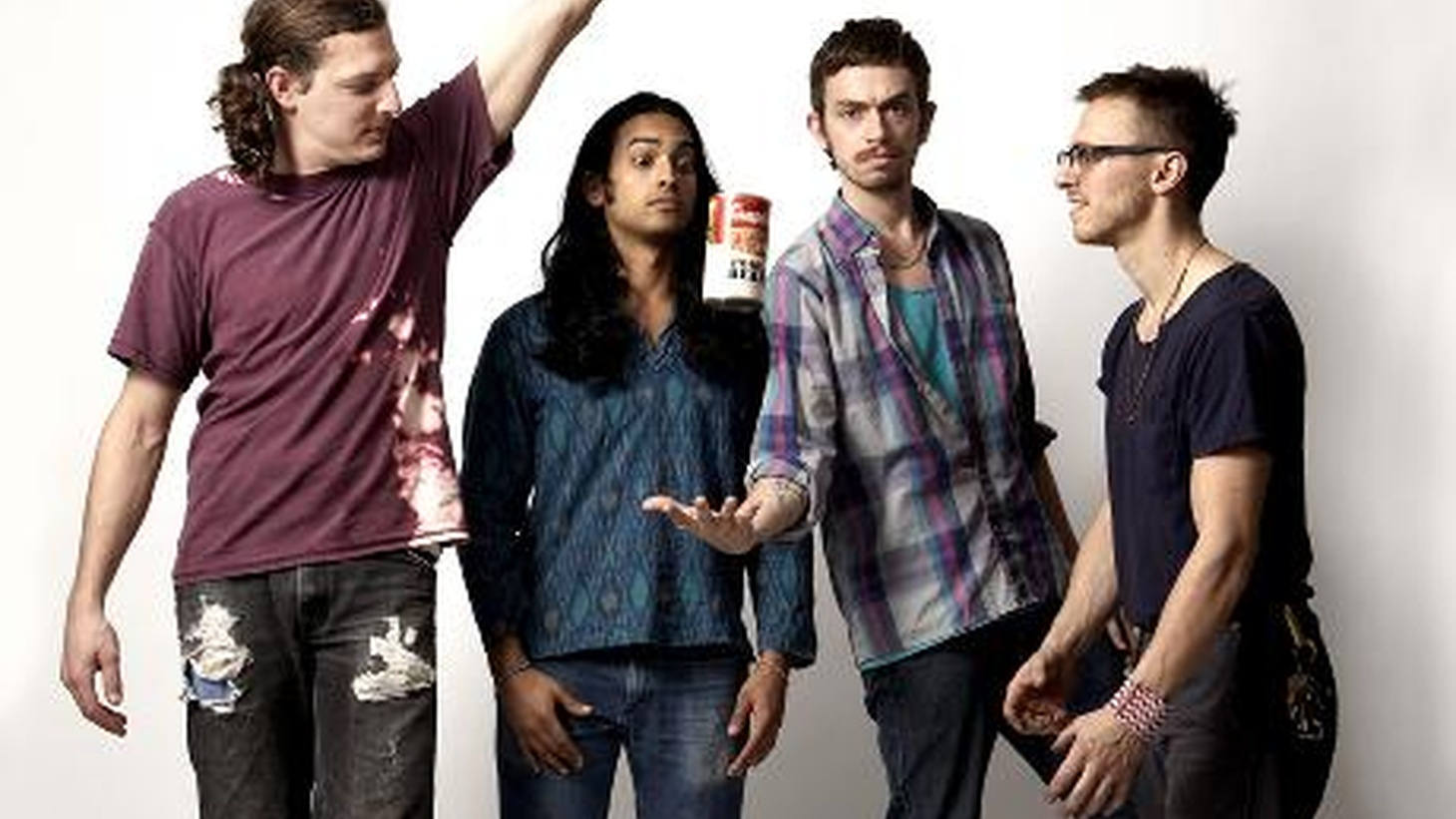 """Yeasayer generated a huge buzz in the music world after their appearance at SXSW in 2007. Their sound is influenced by Pan- African and Middle Eastern music and they honed their vocal skills in a barbershop quartet. Today's Top Tune is one of their new songs from Odd Blood, called """"O.N.E."""""""