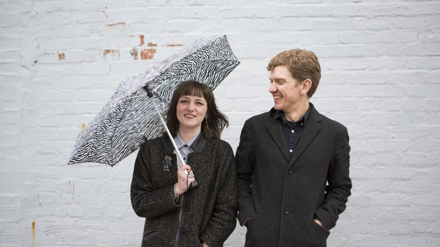 """Peter Brewis of Field Music and Sarah Hayes of Admiral Fallow team up as You Tell Me. Blending their distinct talents, You Tell Me, creates an atmosphere of 80's inspired folk pop on """"Water Cooler."""""""