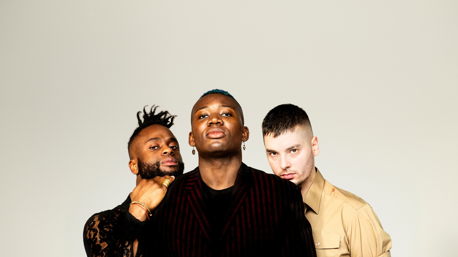 Scottish hip-hop trio Young Fathers have a new album and an enviable opportunity to play those songs on the iconic Hollywood Bowl stage, opening for LCD Soundsystem and Yeah Yeah Yeahs.