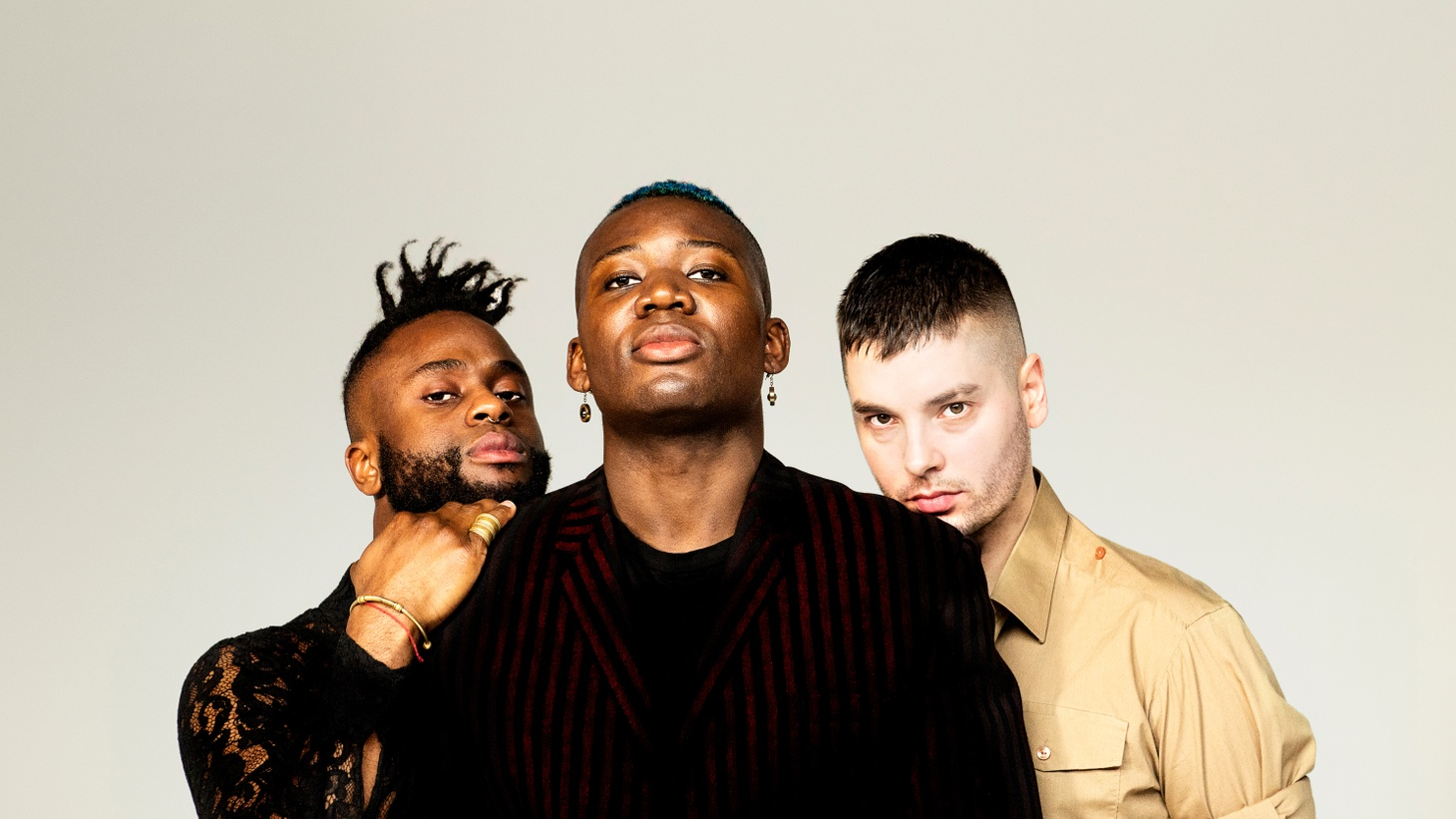 """""""Toy"""" is an energetic track you'll find on Young Fathers new album. Yes, it's unique and exhilarating but it's also subversive upon a closer listen."""