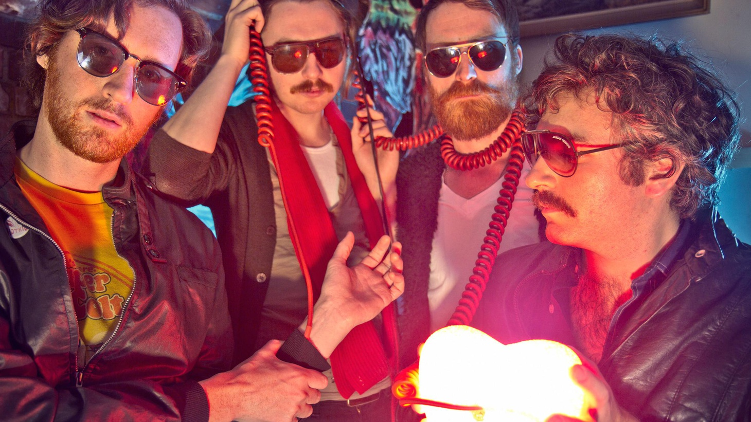 Toronto band Zeus has a vintage sound that is an ode to Southern rock jams and T Rex glam....
