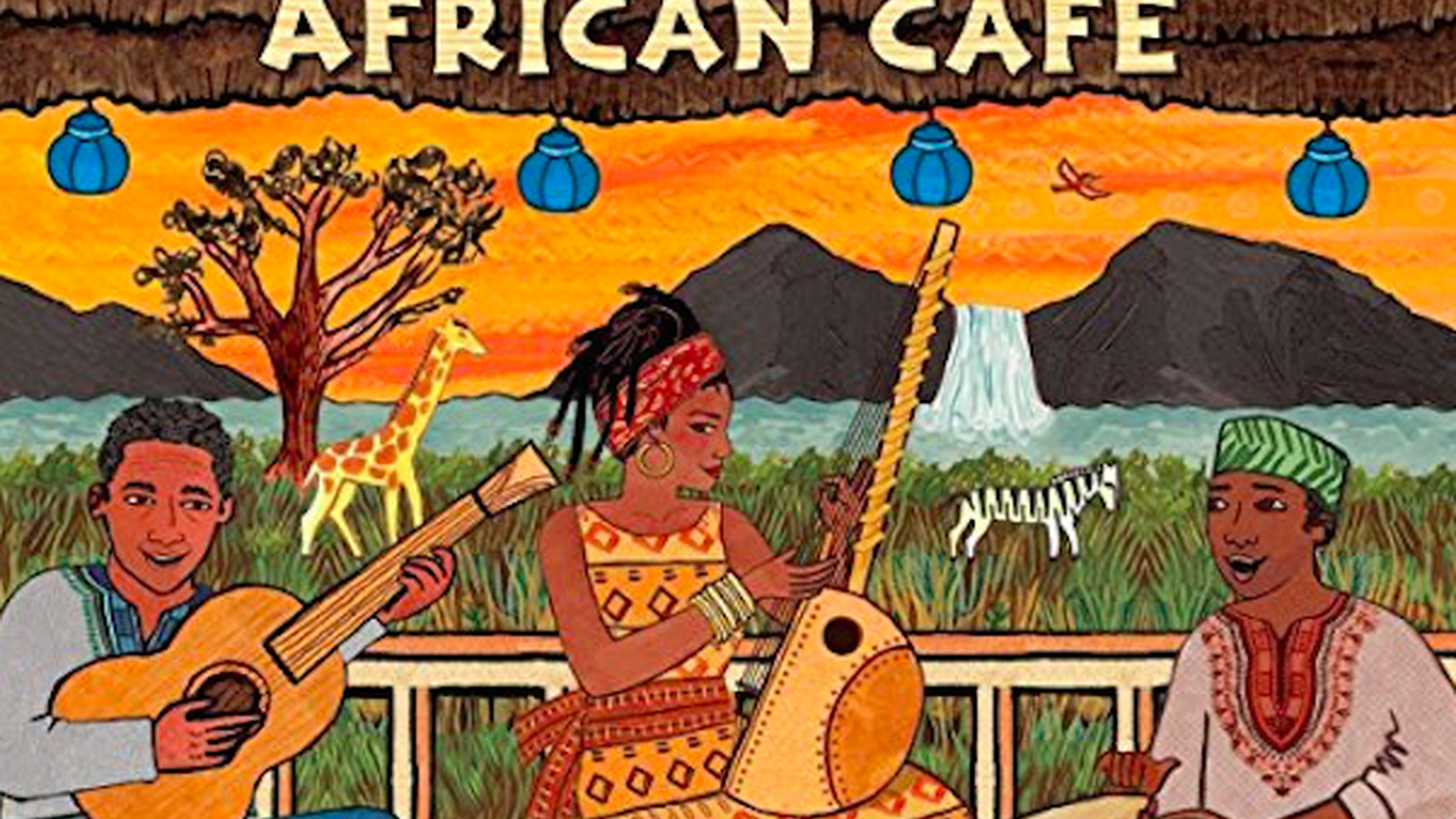 This week Rhythm Planet showcases new music from Cuba's Orquesta Akokan, pianists Eliane Elias and Edward Simon, a dose of African music, and other sonic delicacies.