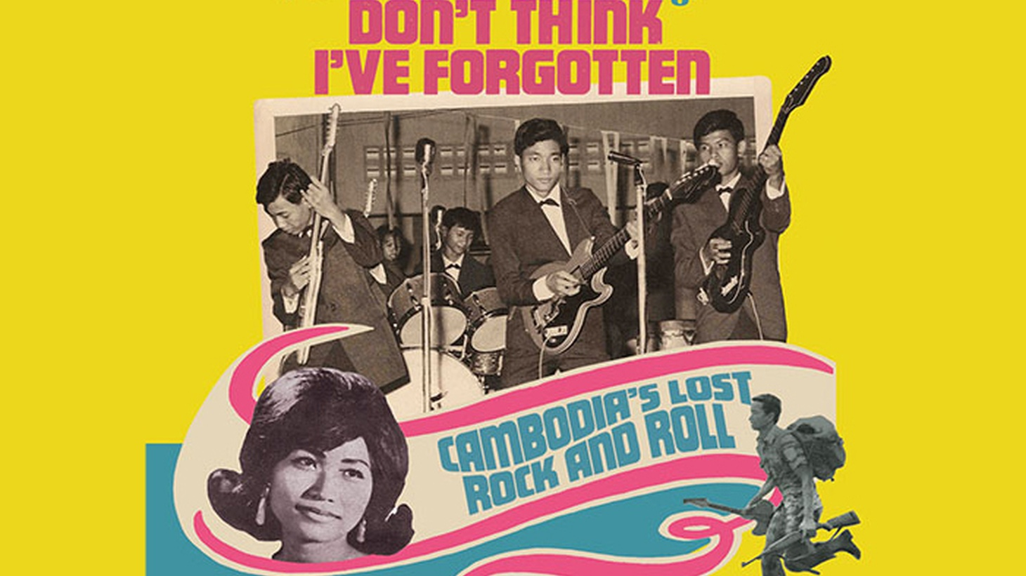Tom interviews John Pirozzi, director of the powerful new documentary, Don't Think I've Forgotten: Cambodia's Lost Rock & Roll. From the country's 1950s post-independence Belle Époque through the late 1970s Khmer Rouge genocide, discover the vibrant pop/rock music of Cambodia.