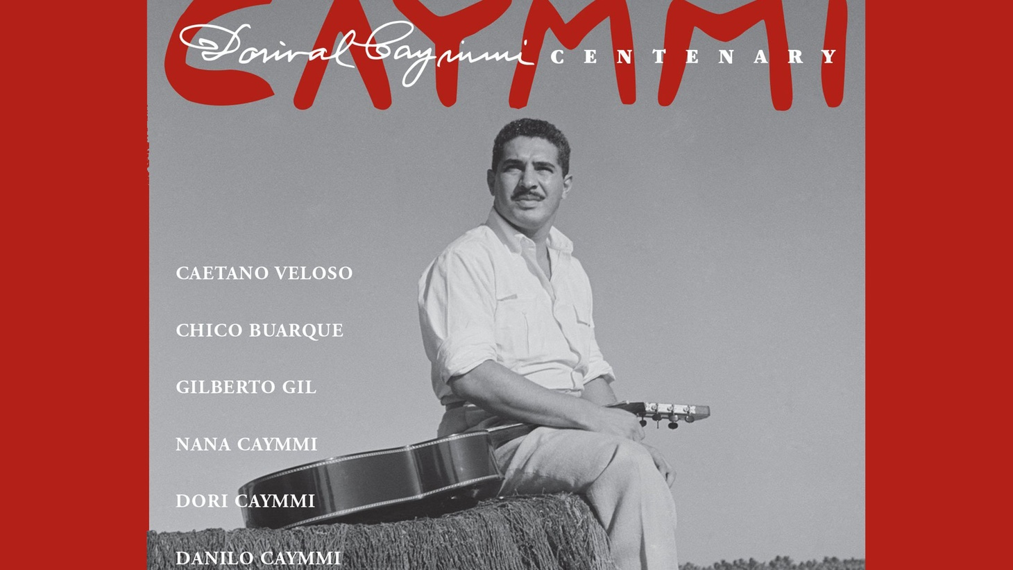 This week we celebrate the music legacy of Brazilian maestro Dorival Caymmi with a great new CD.