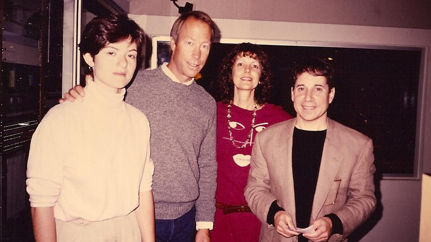 """KCRW was sending Paul Simon cassette tapes of African music years before he recorded """"Graceland"""". After the album came out, the only media interview he did in Los Angeles was with DJ Tom Schnabel, who hosted Morning Becomes Eclectic at the time. Hear a snippet of their conversation, in honor of the 25th anniversary of the CD release."""