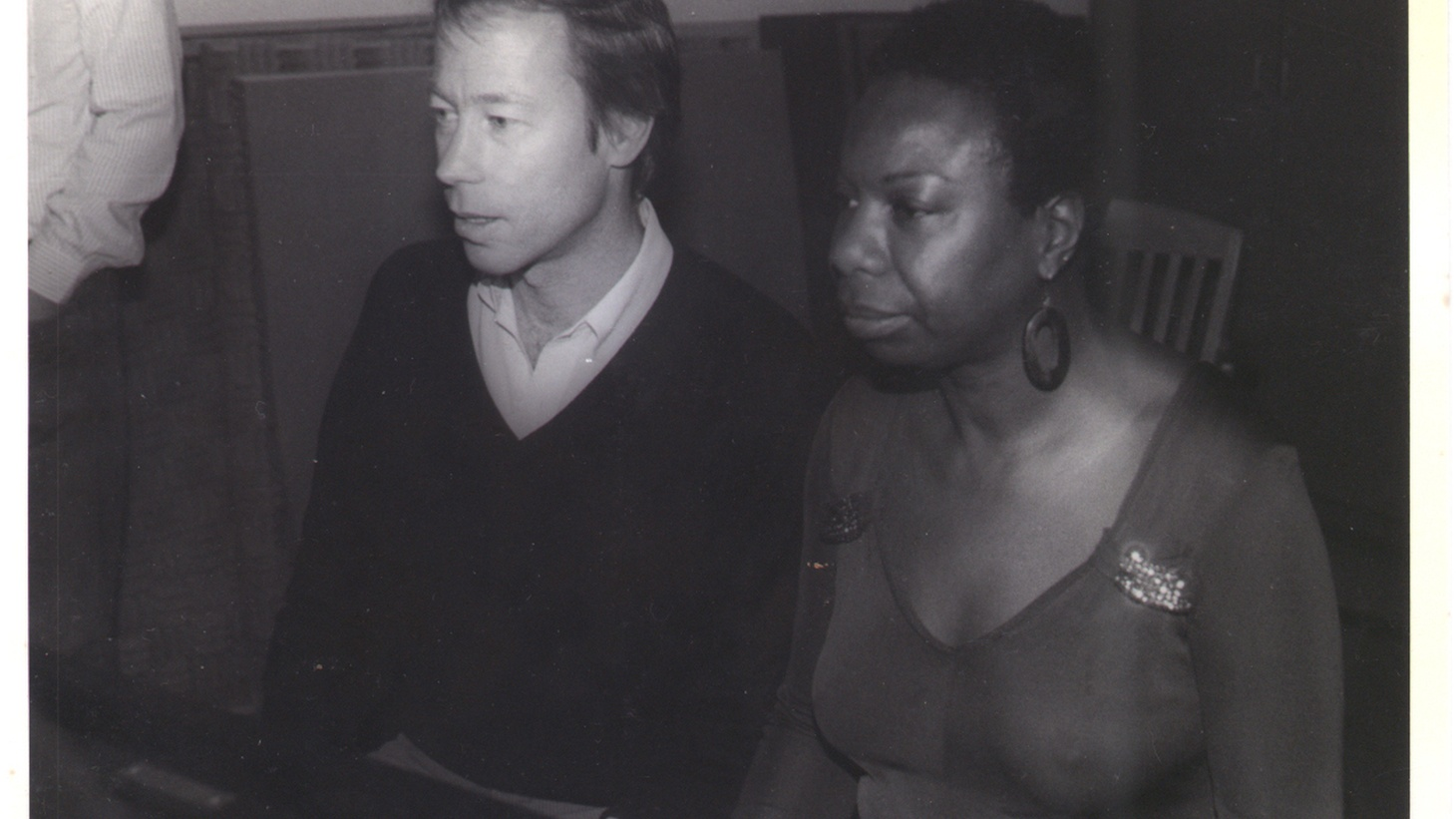 Tom Schnabel presents rare interviews and live performances by renowned chanteuse and activist Nina Simone, who passed away in France on April 21, 2003.