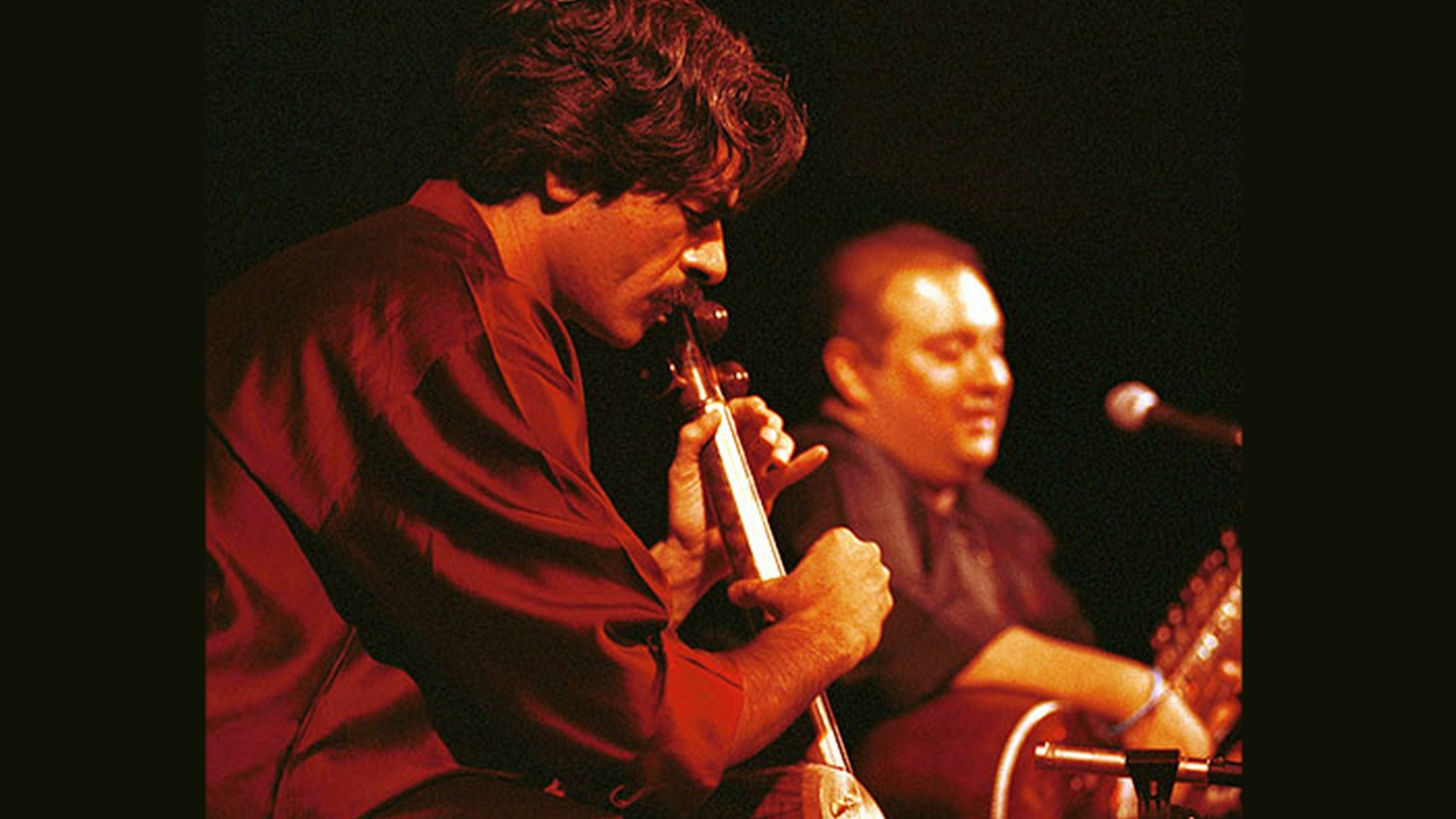 The Grammy Award-winning Ghazal Ensemble reunite to perform their distinctive mix of Persian and Hindustani classical music, recalling age-old traditions which have been historically and culturally intertwined for centuries.