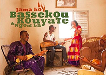 Music from the Four Corners of Africa