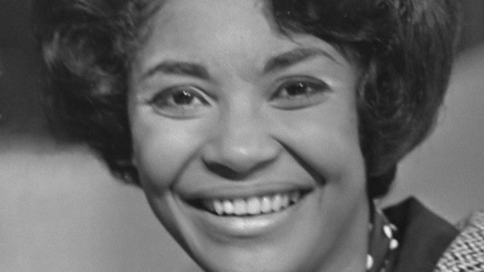 Nancy Wilson in 1968.