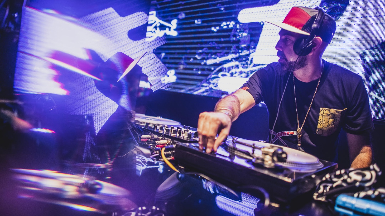 DJ Nu-Mark stopped by FREAKS ONLY to drop an exclusive mix of covers just for you.