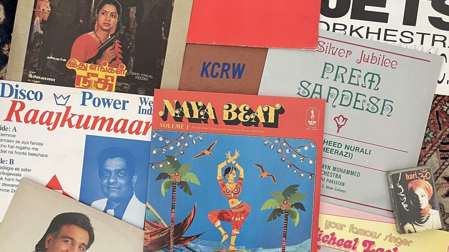 Delve into the sounds of the Indian diaspora with Naya Beat.