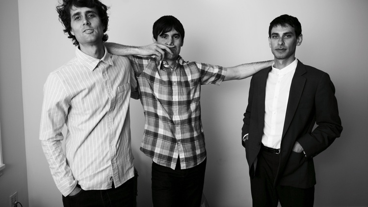 The Rapture craft exclusive mix for KCRW