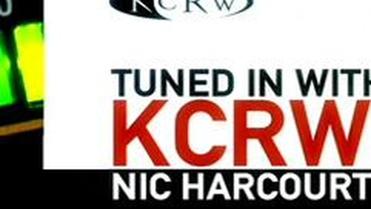 Nic Harcourt takes a look at some of the featured music on KCRW, sharing new music from albums by Fujiya and Miyagi (LIGHTBULBS), The Black Watch (ICING THE SNOW QUEEN), Pop Levi (NEVER NEVER LOVE) and...