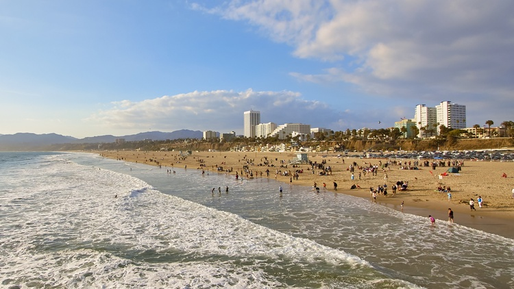 Beaches in Los Angeles County reopened today.   But before you grab the towel and beach umbrella, LA is enacting several restrictions to maintain social distancing.