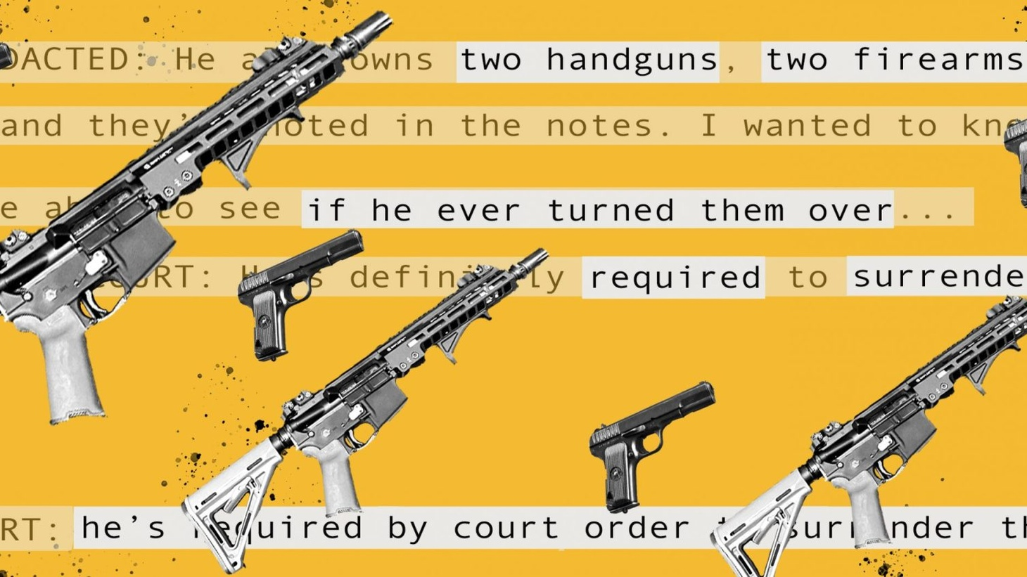 Two decades ago, California enacted a law to remove guns from people deemed too dangerous to be armed. But the measure, plagued by problems, has not achieved its promise.