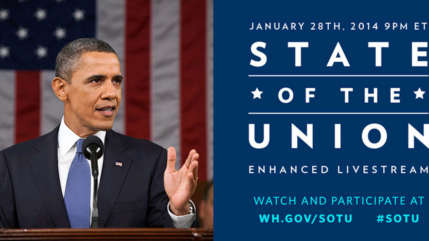 President Obama delivered his State of the Union address Tuesday night to a joint session of the United States Congress.