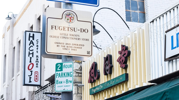 An effort to save Little Tokyo from gentrification