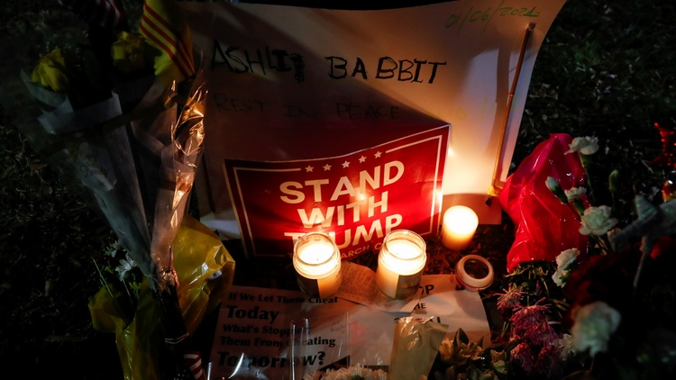 The death of military veteran Ashli Babbitt at the U.S. Capitol on January 6 is shining a light on far-right extremism in San Diego County.