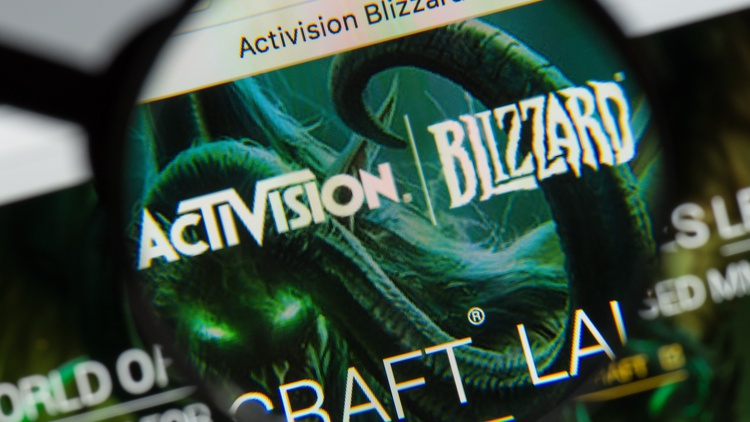 """Activision Blizzard is known for producing some of the biggest video game franchises, such as """"World of Warcraft"""" and """"Call of Duty."""""""
