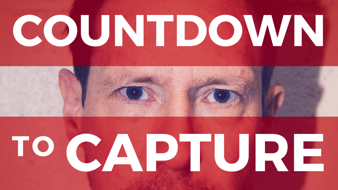 "The logo of ""Countdown to Capture."""