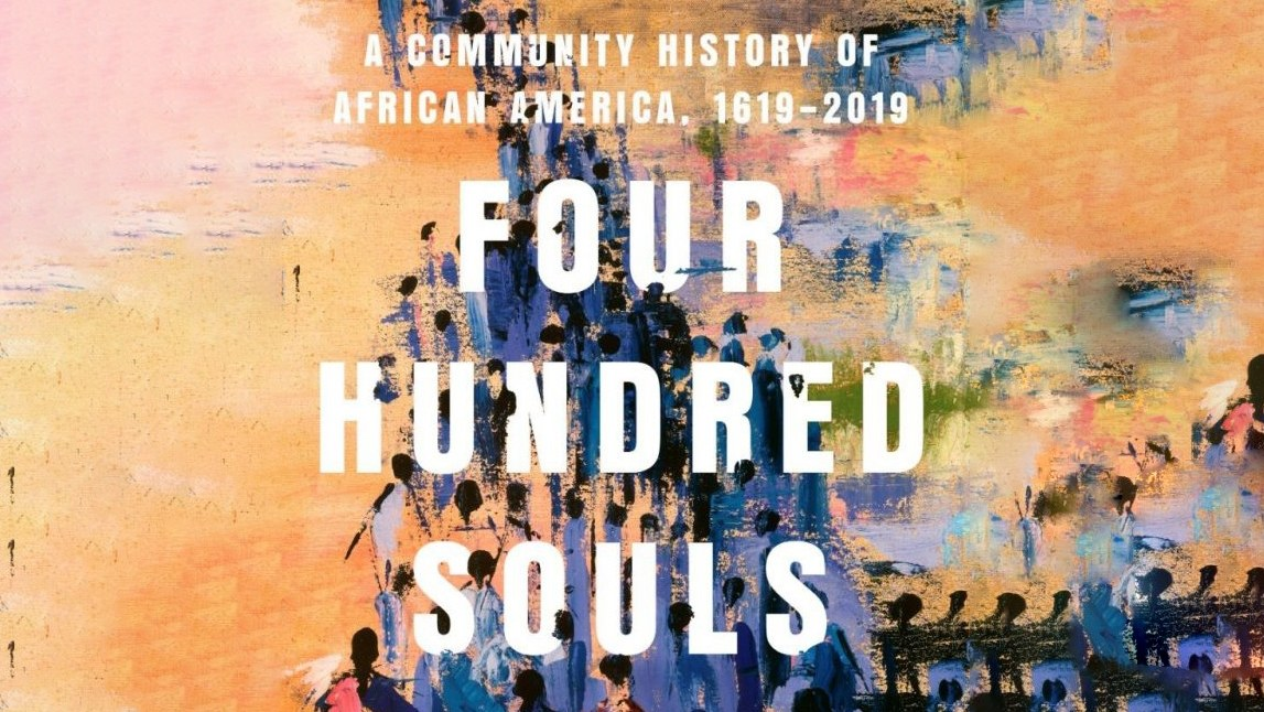 """""""Four Hundred Souls: A Community History of African America"""" is one recommendation from James Fugate, co-owner of Eso Won Books."""