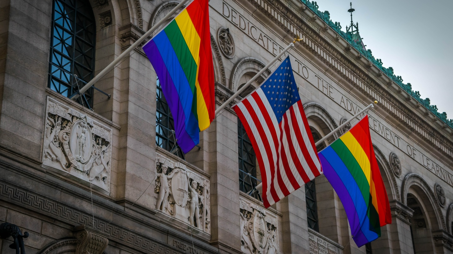 Over the past few years, more Orange County cities have flown the LGBTQ+ Pride flag at government buildings.