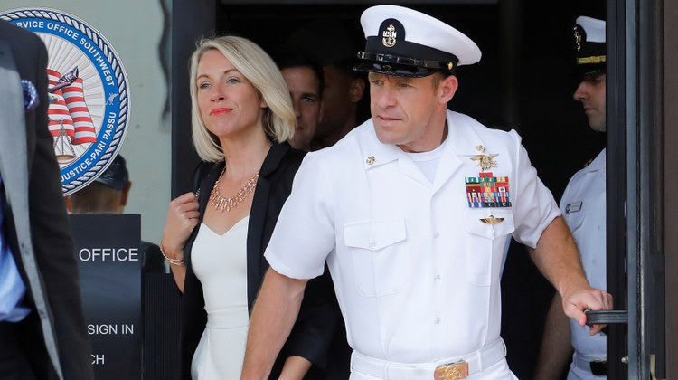Chief Petty Officer Edward Gallagher was charged with war crimes for killing an ISIS captive and shooting civilians in 2017.