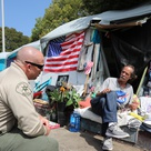Veterans Row: After second killing, county wants to move people indoors by December