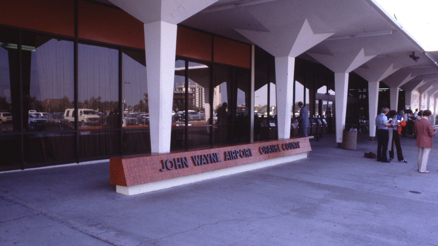 Democrats in Orange County want John Wayne's name and likeness removed from the Santa Ana airport (SNA).