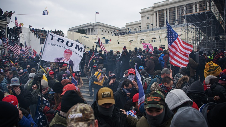 After a mob of Trump supporters entered the U.S. Capitol building on Wednesday, many people are concerned about what the remaining weeks of Trump's presidency will bring.
