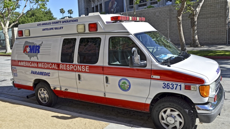 LA has such a low supply of ambulances and hospital beds that the county's Emergency Medical Services agency issued a new directive: Do not transport cardiac arrest patients who have…