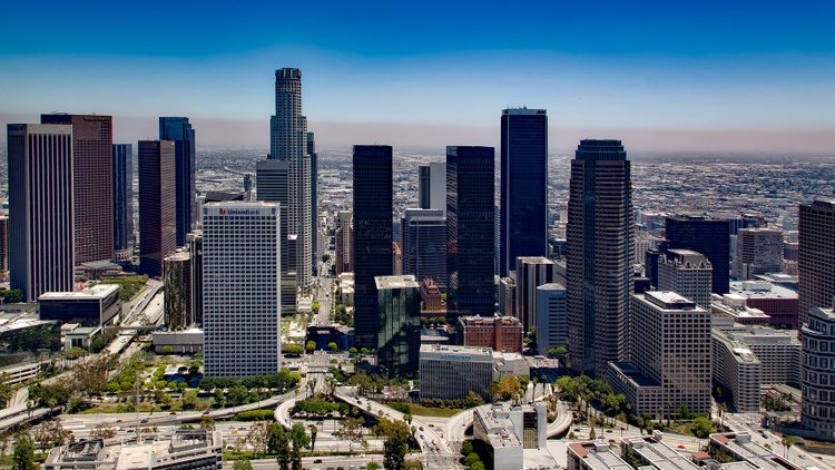 Many small businesses in Los Angeles County have been forced to assess whether they can weather the storm of the pandemic.
