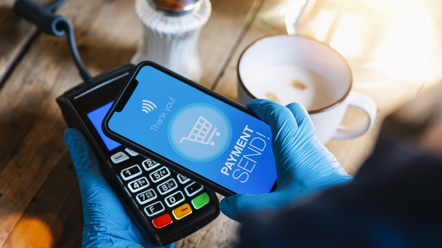 The number of businesses that have gone cashless in the United States has doubled since the pandemic began, according to a recent survey by Square.
