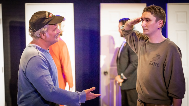 The Foxhole Theater Company aims to bridge the gap between veterans and civilians, and bring stories that challenge stereotypical views of the military community.