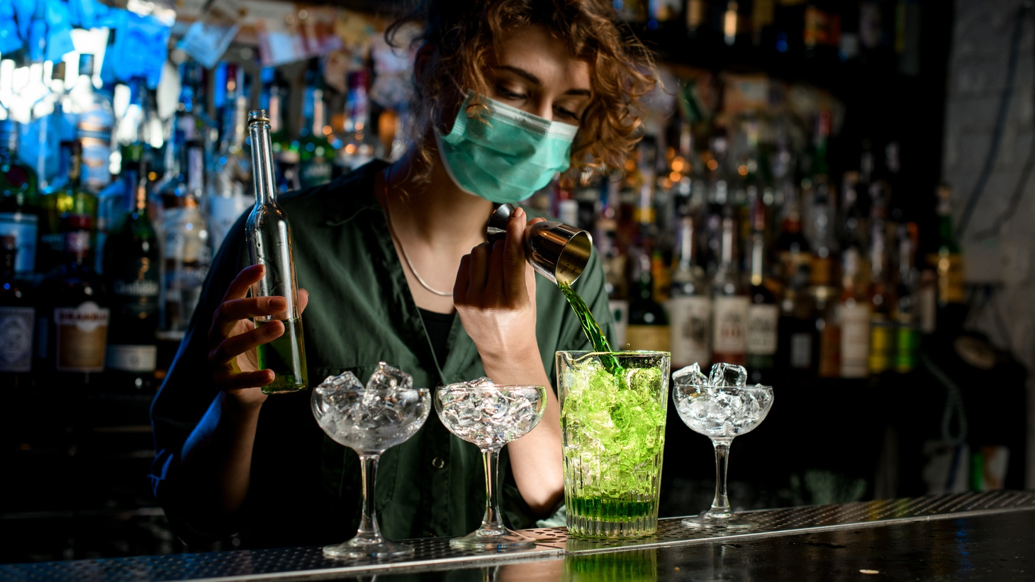 Workers and customers of LA bars, wine bars, breweries, lounges, and nightclubs must show proof of at least one COVID-19 shot starting October 7.