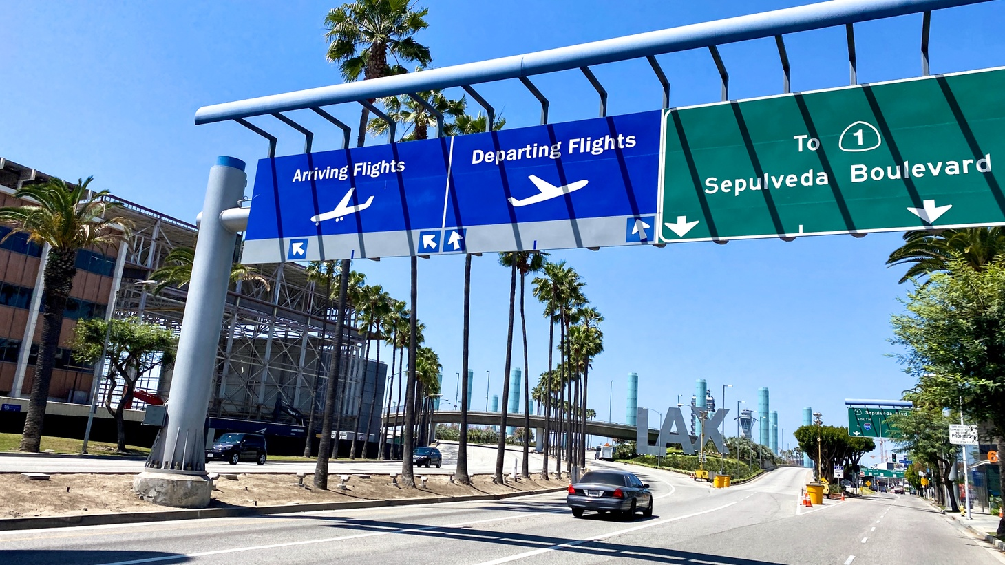Former LA Times travel editor Catharine Hamm says she hasn't heard of anyone contracting COVID-19 on a flight, but she's not sure whether officials are checking that. She says the good news is that aircrafts have high quality circulation systems.