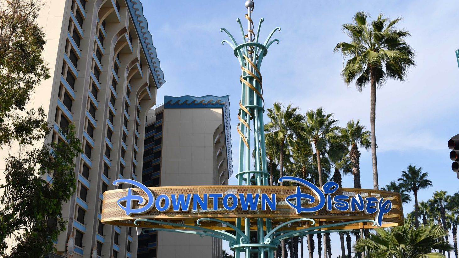 Disney wants to change how its surrounding properties, such as Downtown Disneyland and Disney's California Adventure, are used.