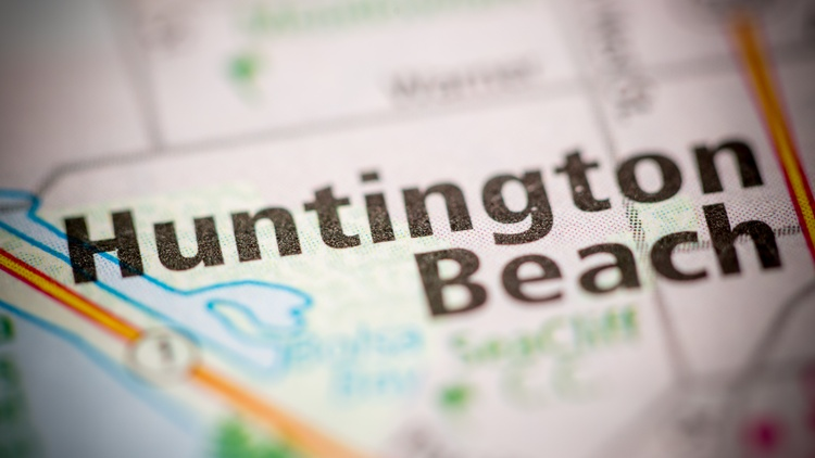 Huntington Beach in Orange County has garnered national attention over the past year because of objections to many COVID-19 safety protocols like mask-wearing.