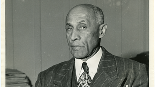 Frederick Madison Roberts was the first Black American to serve in the California Legislature.