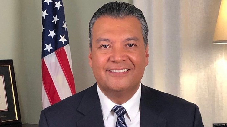 Alex Padilla talks about his journey from Pacoima to Washington D.C. and his plans in the Senate.