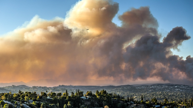 In fire-prone areas, how much longer can residents afford to insure their homes?