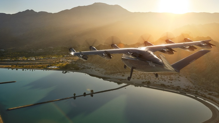 Flying cars are coming to LA, possibly as early as 2023.
