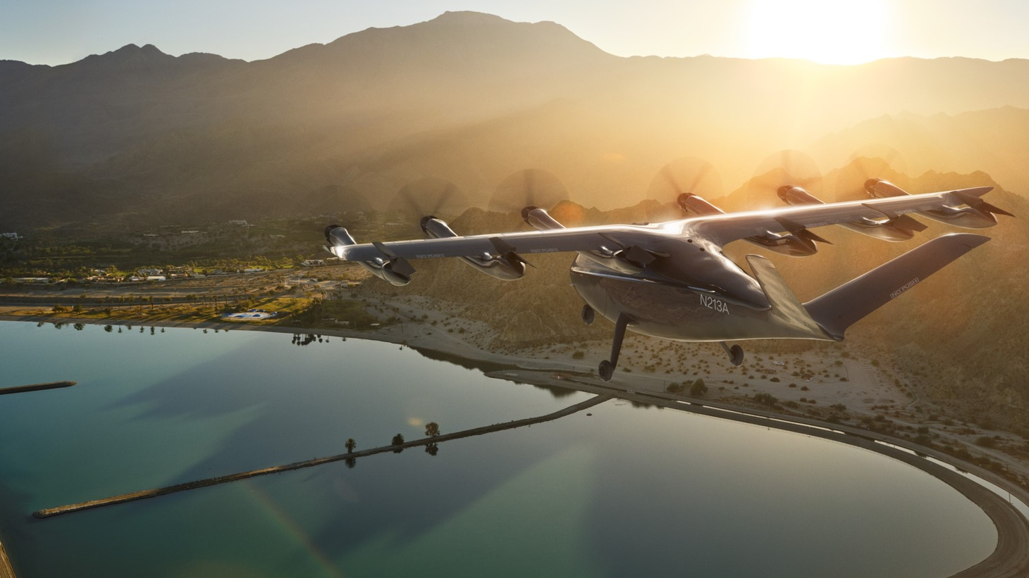 LA is partnering with startup Archer to bring flying cars to the city, though in actual projections of the future, the skies are a lot busier. The roads may still be jammed too.