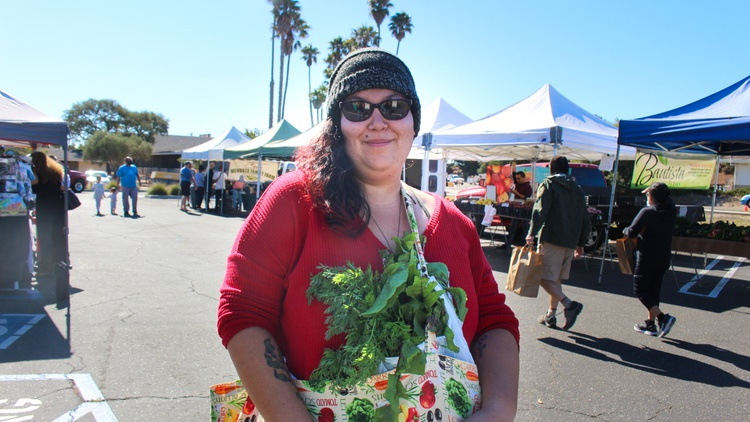 Getting nutritious food to more Angelenos, boosting theatrical plays by women